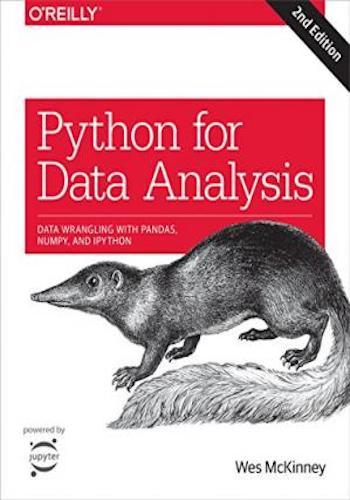 Python for Data Analysis- Data Wrangling with Pandas, NumPy, and IPython
