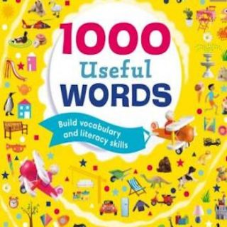 1000 Useful Words- Build Vocabulary and Literacy Skills