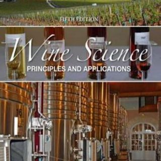 Wine Science- Principles and Applications