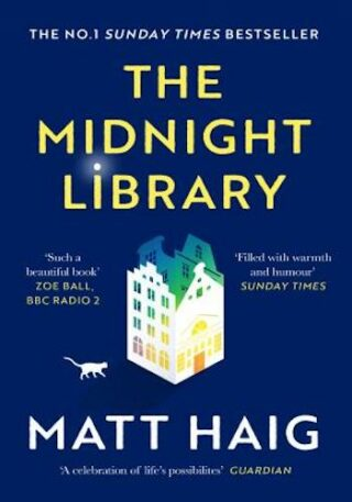 The Midnight Library & Reasons to Stay Alive By Matt Haig 2 Books Collection Set